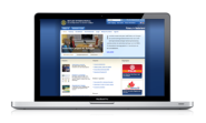 Screenshot Rotary website