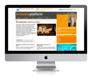 Innovatieplatform website