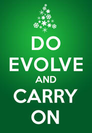 do evolve and carry on