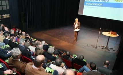 Eerste workshop Rotary communicatie bij Deltion in Zwolle